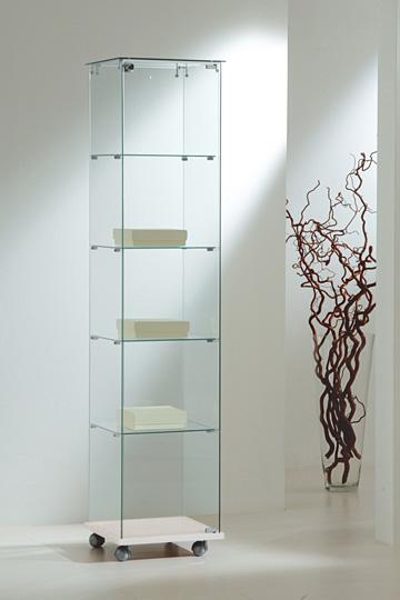 Nove lowcost vitrine interijeri legart unutarnje for Ikea vetrine in vetro