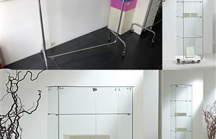 Akcijska ponuda stalaka i vitrina